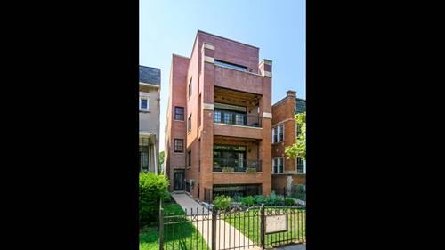 2068 N Humboldt Unit 3, Chicago, IL 60647 Logan Square