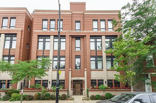 4110 N Western Unit 2S, Chicago, IL 60618 Northcenter