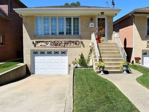 4930 N Clifton, Norridge, IL 60706