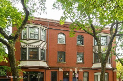 1903 N Fremont Unit 2, Chicago, IL 60614 Lincoln Park