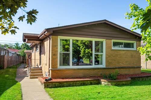4851 W Bryn Mawr, Chicago, IL 60630 Forest Glen