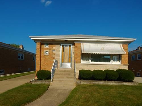 4345 N Olcott, Norridge, IL 60706