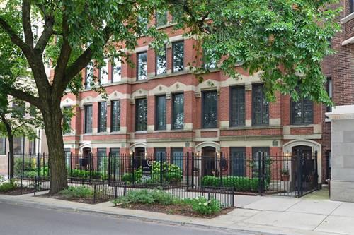 319 W Webster Unit 1, Chicago, IL 60614 Lincoln Park