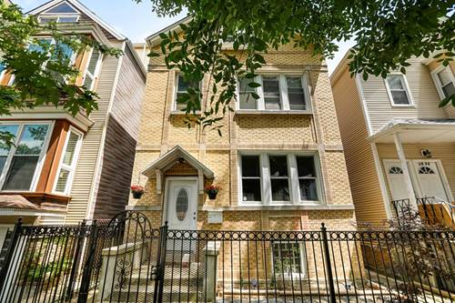 1657 N Mozart, Chicago, IL 60647 Logan Square