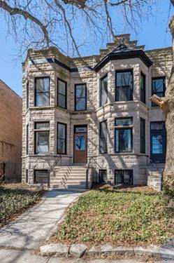 5408 S Kimbark, Chicago, IL 60615 Hyde Park