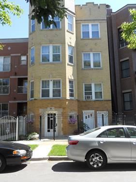 1529 N Campbell Unit 3, Chicago, IL 60622 Humboldt Park