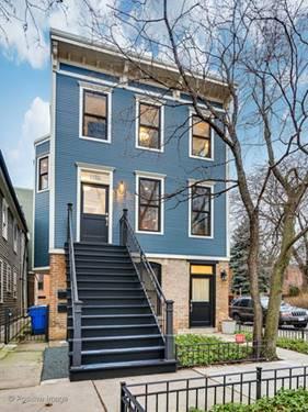 1732 N Hudson Unit 2, Chicago, IL 60614 Lincoln Park