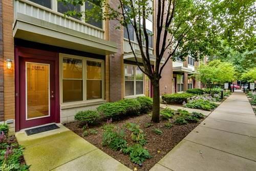 1240 W Monroe Unit 6, Chicago, IL 60607 West Loop