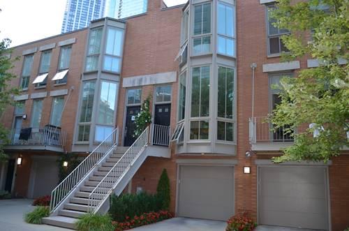 436 E North Water Unit D, Chicago, IL 60611 Streeterville