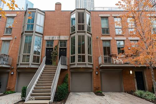 436 E North Water Unit D, Chicago, IL 60611 Streeterville