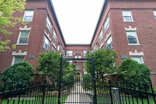 4638 N Racine Unit 2, Chicago, IL 60640 Uptown