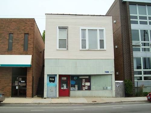 3219 N Elston, Chicago, IL 60618 Avondale