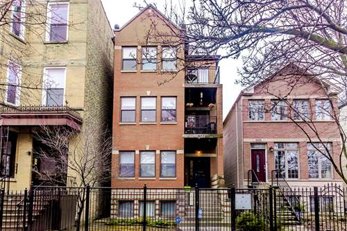 1652 N Fairfield Unit 2, Chicago, IL 60647 Logan Square