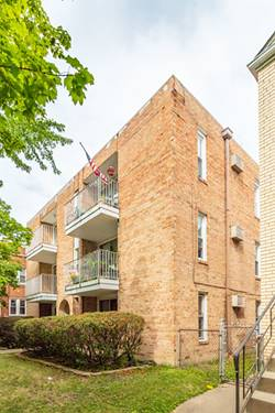 5625 N Kimball Unit 2A, Chicago, IL 60659 Hollywood Park