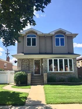 5752 S Mason, Chicago, IL 60638 Garfield Ridge