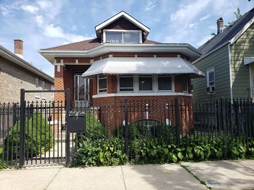 5225 S Fairfield, Chicago, IL 60632 Gage Park