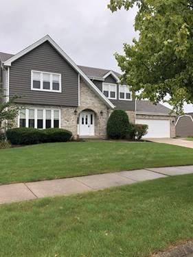 17946 Davids, Orland Park, IL 60467