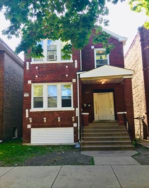 7004 S Artesian, Chicago, IL 60629 Marquette Park