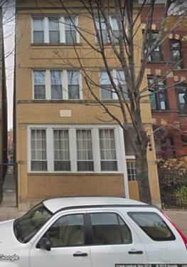 2244 N Halsted Unit 2F, Chicago, IL 60614 Lincoln Park