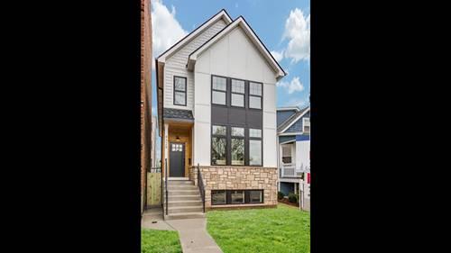 4328 N Bernard, Chicago, IL 60618 Irving Park