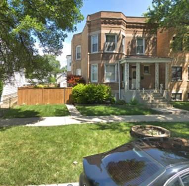 5334 W Argyle, Chicago, IL 60630 Jefferson Park