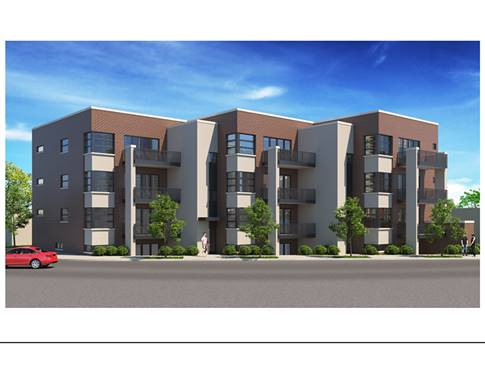 1203 W Superior Unit 2C, Chicago, IL 60642 Noble Square