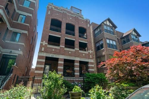 627 W Buckingham Unit 4, Chicago, IL 60657 Lakeview
