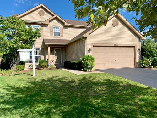 20822 W Barrington, Plainfield, IL 60544