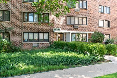 1138 W Lunt Unit 3B, Chicago, IL 60626 Rogers Park