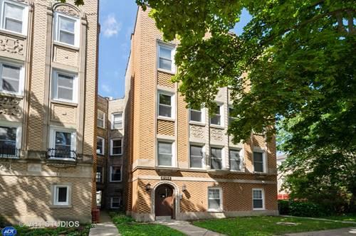 6144 N Mozart Unit 3, Chicago, IL 60659 West Ridge