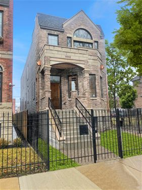 4950 S Champlain, Chicago, IL 60615 Bronzeville
