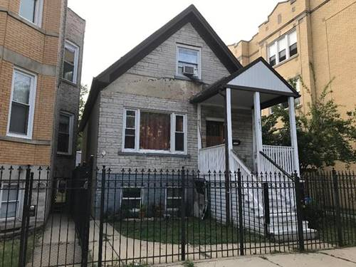 1842 N Kedvale, Chicago, IL 60639 Hermosa