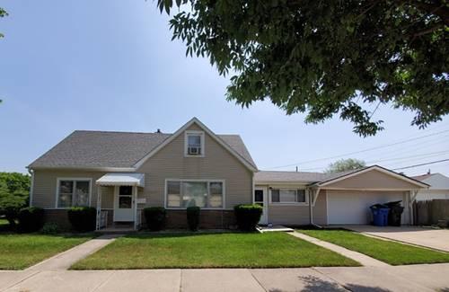 7451 W Winona, Harwood Heights, IL 60706