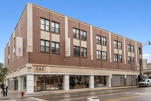 1600 N Halsted Unit 2A, Chicago, IL 60614 Lincoln Park