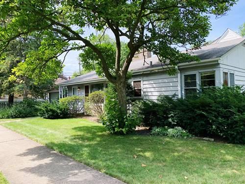 900 Forestview, Park Ridge, IL 60068