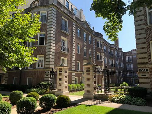 1509 Hinman Unit 1W, Evanston, IL 60201