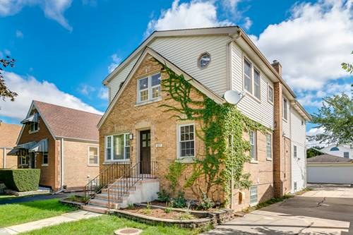 3415 N Odell, Chicago, IL 60634 Belmont Heights