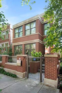 1715 N Wood, Chicago, IL 60622 Bucktown
