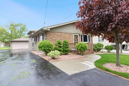 15330 Kilpatrick, Oak Forest, IL 60452