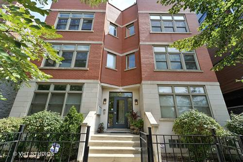 2611 N Ashland Unit 3S, Chicago, IL 60614 Lincoln Park