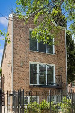 1618 N Burling Unit A, Chicago, IL 60614 Lincoln Park