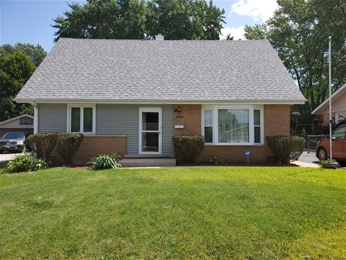 13221 Forestview, Crestwood, IL 60418