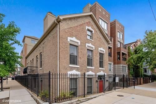 1500 N Bosworth Unit 2, Chicago, IL 60622 Noble Square
