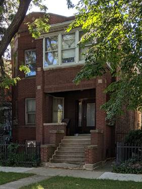4442 N Bernard, Chicago, IL 60625 Albany Park