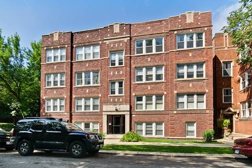 6438 N Greenview Unit 3, Chicago, IL 60626 Rogers Park