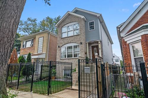 2304 N Parkside, Chicago, IL 60639 Belmont Cragin