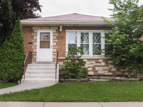 5358 S Kolin, Chicago, IL 60632 West Elsdon