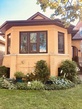 5335 W Cullom, Chicago, IL 60641 Portage Park