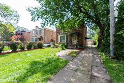 1817 W 107th, Chicago, IL 60643 Morgan Park