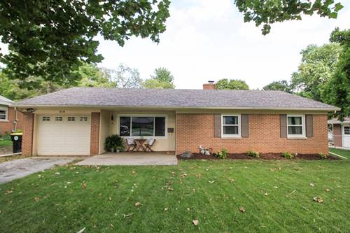 114 Eastview, Normal, IL 61761